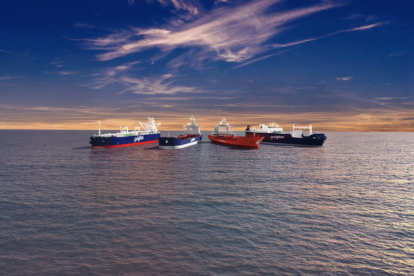 Bahri ships